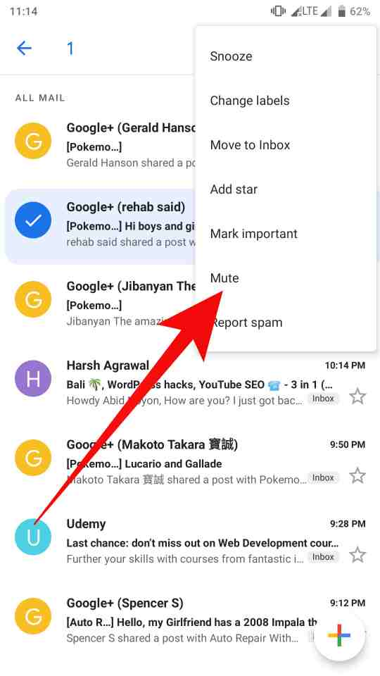 how to update gmail to new look 2019