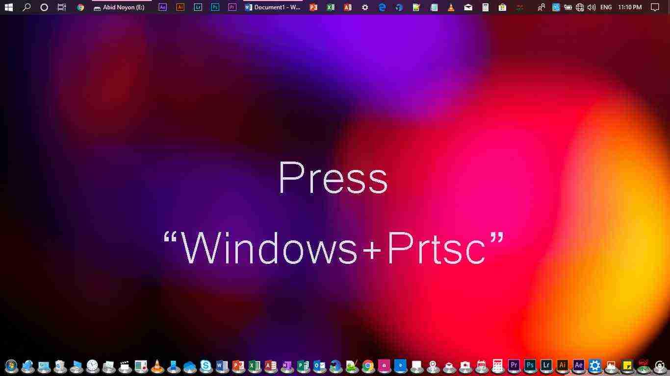 edit screenshot windows 10