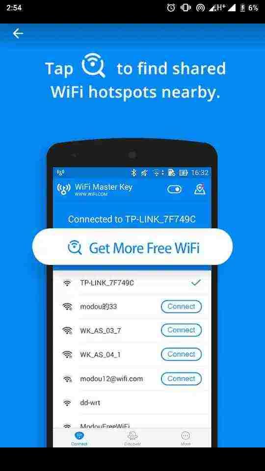Wi-Fi Master key