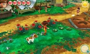 The Story of Seasons Trio of Towns